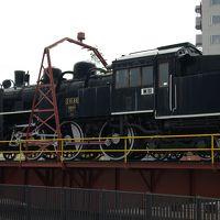福知山駅と舞鶴のSL(山陰〜琵琶湖6)