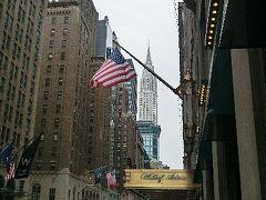 ニューヨーク、現地集合・現地解散の旅-2(PEIの旅から続く)