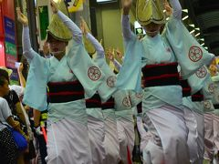 東京の夏の終わりの風物詩  高円寺阿波踊り 2014