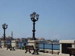 真夏の優雅な南イタリア旅行 Napoli×Puglia♪ Vol318(第17日目午後) ☆トッレ・ア・マーレ(Torre a Mare)から海岸に沿ってバーリ(Bari)へ♪