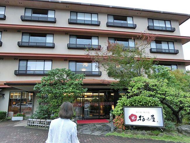 私の温泉宿100選~湯田温泉・梅乃屋(山口県)