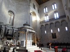 真夏の優雅な南イタリア旅行 Napoli×Puglia♪ Vol323(第17日目午後) ☆バーリ(Bari):バーリの美しい「Basilica di San Nicola」を優雅に鑑賞♪