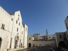 真夏の優雅な南イタリア旅行 Napoli×Puglia♪ Vol324(第17日目午後) ☆バーリ(Bari):美しい「Basilica di San Nicola」の裏側から旧市街内へ♪