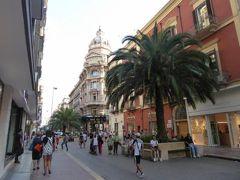 真夏の優雅な南イタリア旅行 Napoli×Puglia♪ Vol328(第17日目夕) ☆バーリ(Bari):「Via Sparano da Bari」で優雅なブランドショッピング♪