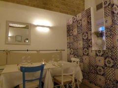 真夏の優雅な南イタリア旅行 Napoli×Puglia♪ Vol330(第17日目夜) ☆バーリ(Bari):人気リストランテ「Biancofiore」で優雅なディナー♪