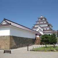 バイクの一人旅、会津に行ってみた!大内宿、鶴ヶ城