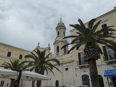 真夏の優雅な南イタリア旅行 Napoli×Puglia♪ Vol346(第18日目午後) ☆トラーニ(Trani):美しい庭園と旧市街を眺めて♪