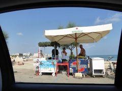 真夏の優雅な南イタリア旅行 Napoli×Puglia♪ Vol350(第19日目午前) ☆バーリ(Bari):車窓から最後のイタリア風景を眺めて♪