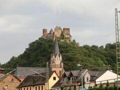 2014年晩夏のドイツ旅行6:古い城壁と塔に囲まれた町オーバーヴェーゼル。