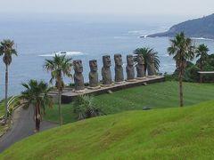 日本にもあったモアイ像を見にサンメッセ日南へ ※宮崎県日南市