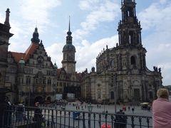 ドイツ・ポーランド旅行 2014 第六日目 ドレスデン