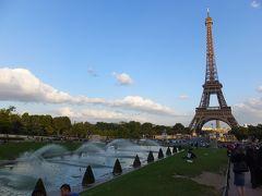初めてのフランス旅行~パリとモンサンミッシェル~1日目