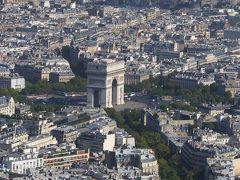 初めてのフランス旅行~パリとモンサンミッシェル~5日目