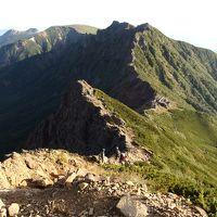 岩稜の八ヶ岳を登る♪ 地蔵尾根を歩く♪