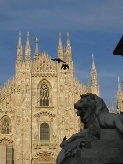 イタリア(ミラノ・ローマ)