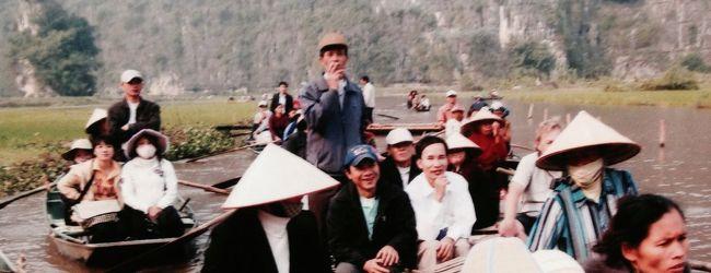 ベトナムの旅!ハノイ・ハロン湾・タムコ...