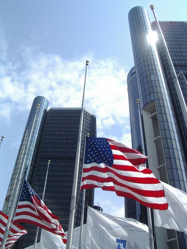 2008年 シカゴ&デトロイト出張(6 days) =Day 5= ~デトロイト市内~