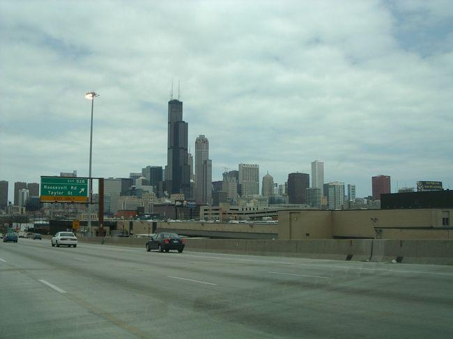・4月24日~27日:シカゴ<br />・4月27日~29日:デトロイト<br />・4月29日:シカゴ