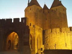 フランス周遊の旅(8)城塞都市カルカソンヌ