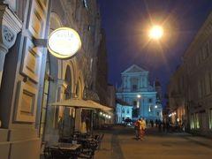 【リトアニア】世界遺産、ビルニュス、旧市街、夜の部、北欧2014 part 3