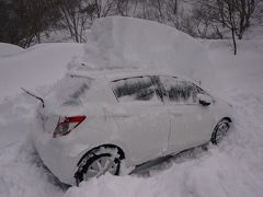 2014.02 大雪の法師温泉!