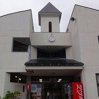三陸鉄道乗車の旅(54) 大船渡市 三陸鉄道 綾里駅の風景