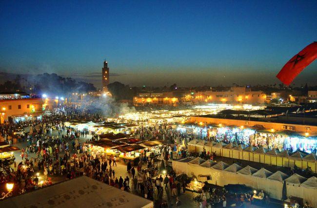 マシュリクからマグレブへ Part 6 - モロッコ芸能文化の町マラケシュ