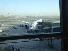 スペインドライブ旅行記〈1〉カタール航空、ドーハ新空港