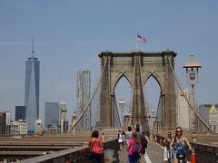 ニューヨークとフィラデルフィア 美術館めぐりのひとり旅 ★ブルックリンブリッジ・ユニオンスクウェア★   2日目-② (2014. 8.20)