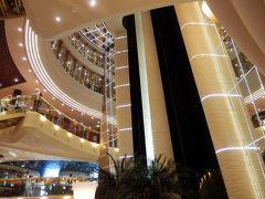 大型豪華客船で巡る東地中海クルーズ 2014SW - 客船の様子など:MSC ファンタジア号 -