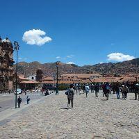 ナスカの地上絵と赤い屋根の古都クスコ【ペルー&メキシコ10日間-1~3日目】