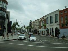 グランドサークルへの旅<2>ロサンゼルス市内観光