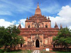 初めてのミャンマー (4) 絶景のバガン観光