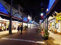【東京散策8】 もんじゃ焼の店だらけの 月島