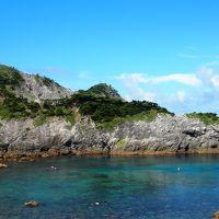 空と海 式根島 ①