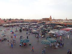 NO.4/11 カタール航空ビジネスクラス利用/砂漠のホテルに泊まる モロッコ世界遺産の旅11日間