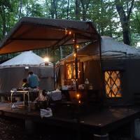 初めてのキャンプ@PICA富士吉田