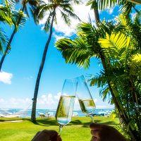 2014年8月 ハワイ2日目 ザ・カハラホテル ビーチフロントラナイで過ごすラグジュアリーな1日