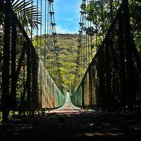 モンテベルデ自然保護区周辺