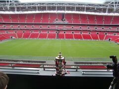2014夏 イギリス 08:フットボールの聖地 ウェンブリースタジアム