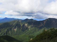 再び八ヶ岳(2) 阿弥陀 南陵ルート、恐怖で固まる