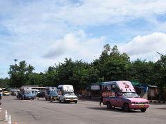 ■ウボン・ラチャータニから国境のチョンメックまで / ラオス国境越え その3