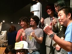 YGホログラム in 大阪
