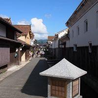 倉吉の市街地(打吹地区)のお散歩(2014年9月)