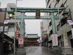 台風接近!どしゃぶりの中、東京十社+他寺社めぐり