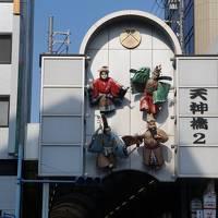 2013・日本一長い商店街「天神橋筋商店街」