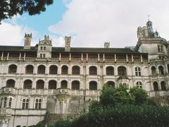 ロワールの古城