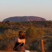 オーストラリア世界遺産「エアーズロック」観光「エアーズロックへ準備編」