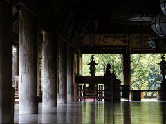 真夏の奈良 一人旅