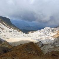 初!福島の山へ 名山2峰を歩く (2)安達太良山